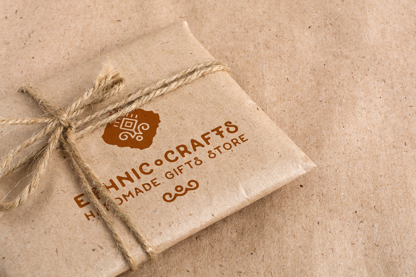 Free Craft Packaging Mockup Free Mockup Zone