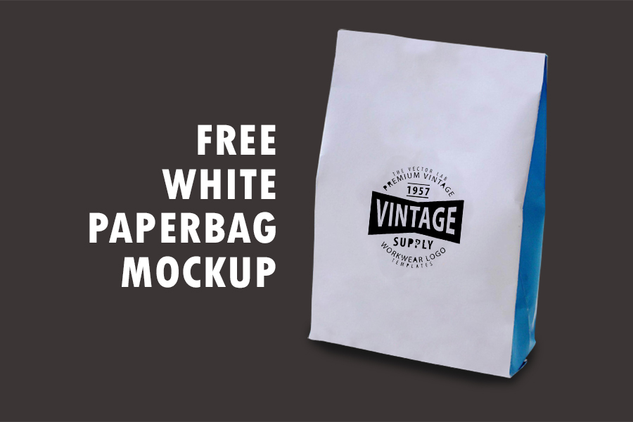 Free-White-Paperbag-Packaging-Mockup