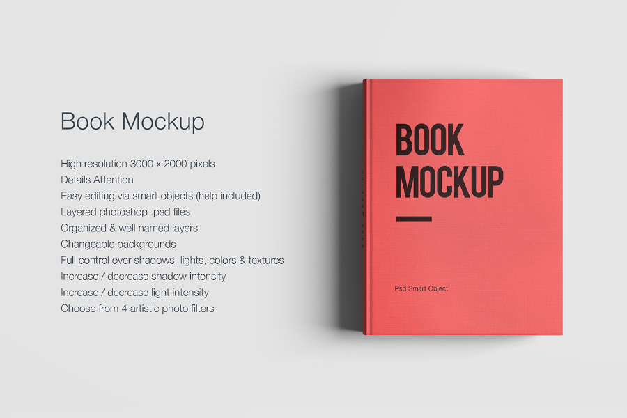 Free decent book mock up psd for graphic designers free decent book mock up psd maxwellsz