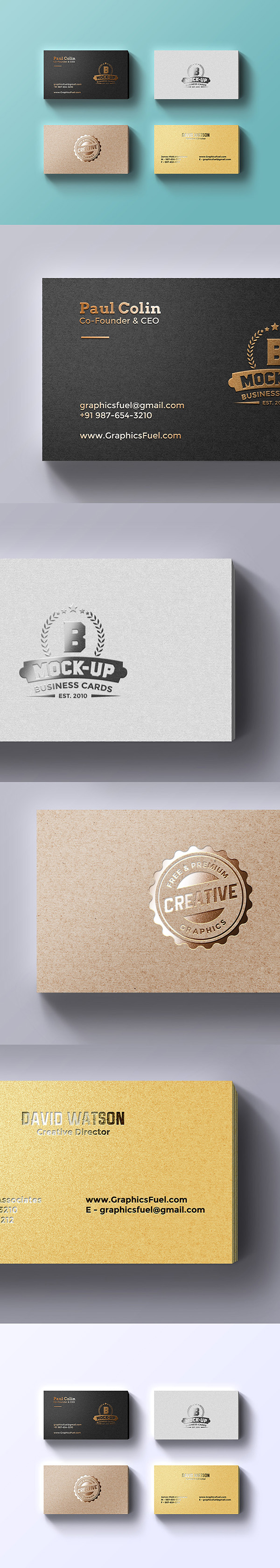 Free-Foil-Business-Cards-Mock-up