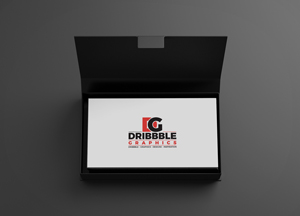 Free Executive Business Card MockUp with Box