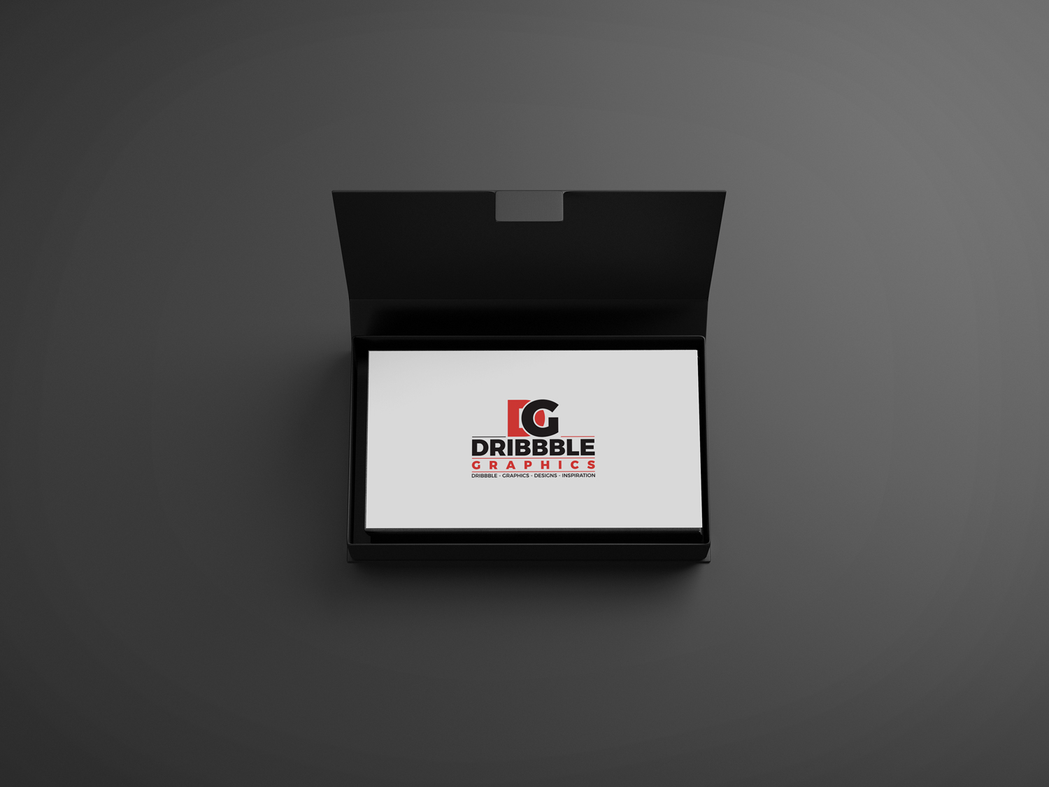 Free-Executive-Business-Card-MockUp-with-Box