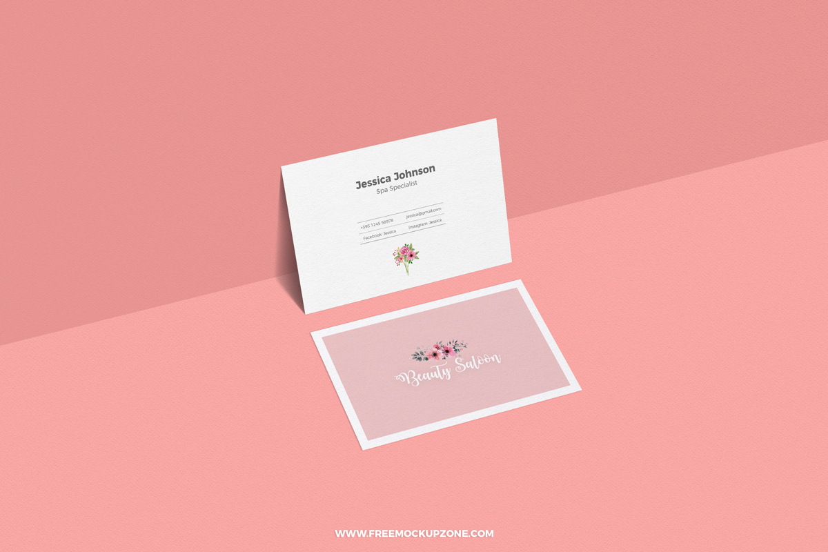 Free gorgeous business cards mock up psd free classy business card mockup for presentation reheart Gallery
