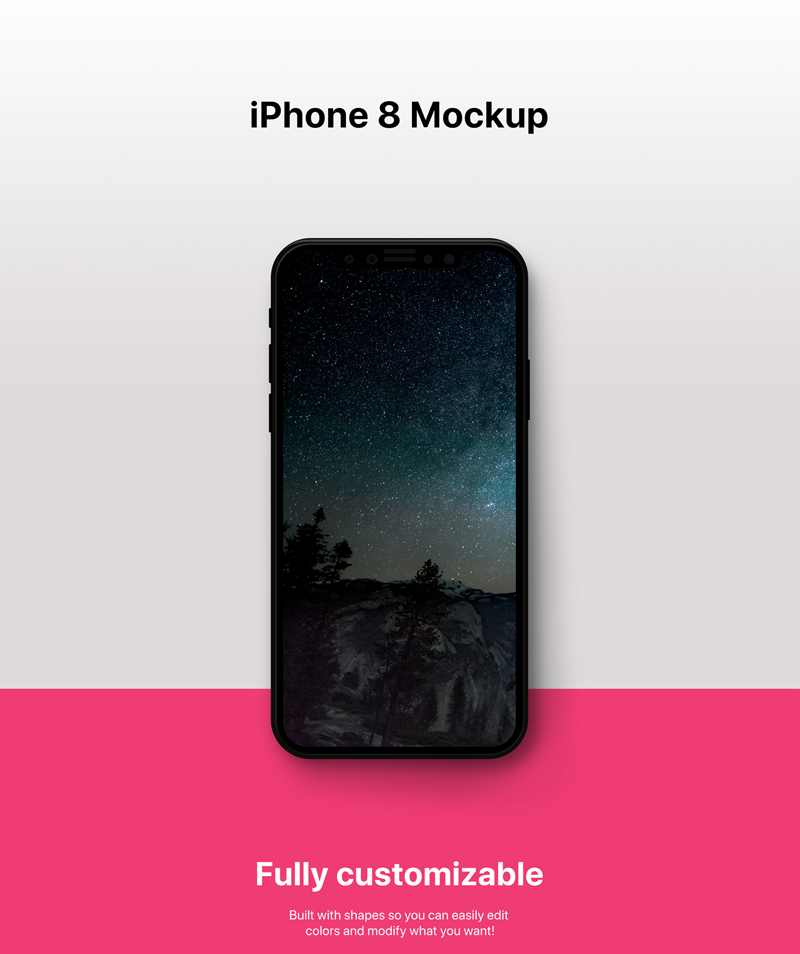 iPhone-8-Mockup-PSD
