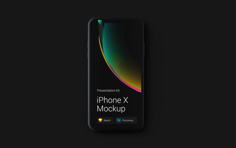 iPhone-X-Mockup-Free-Template
