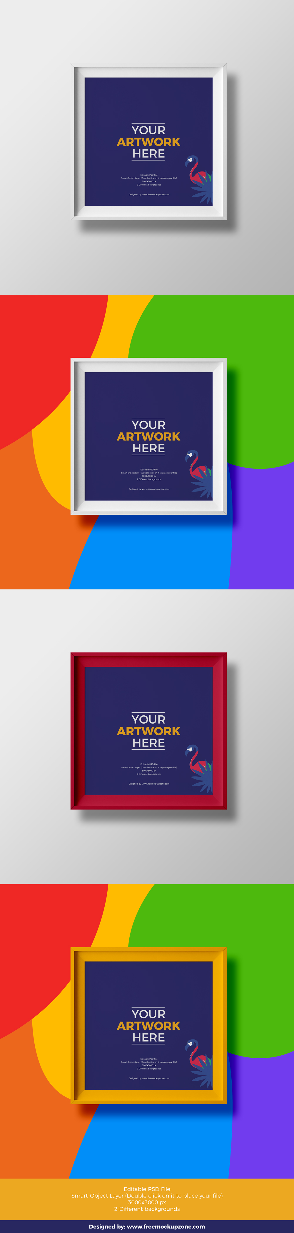 Free-Frame-Mockup-For-Design-&-Branding