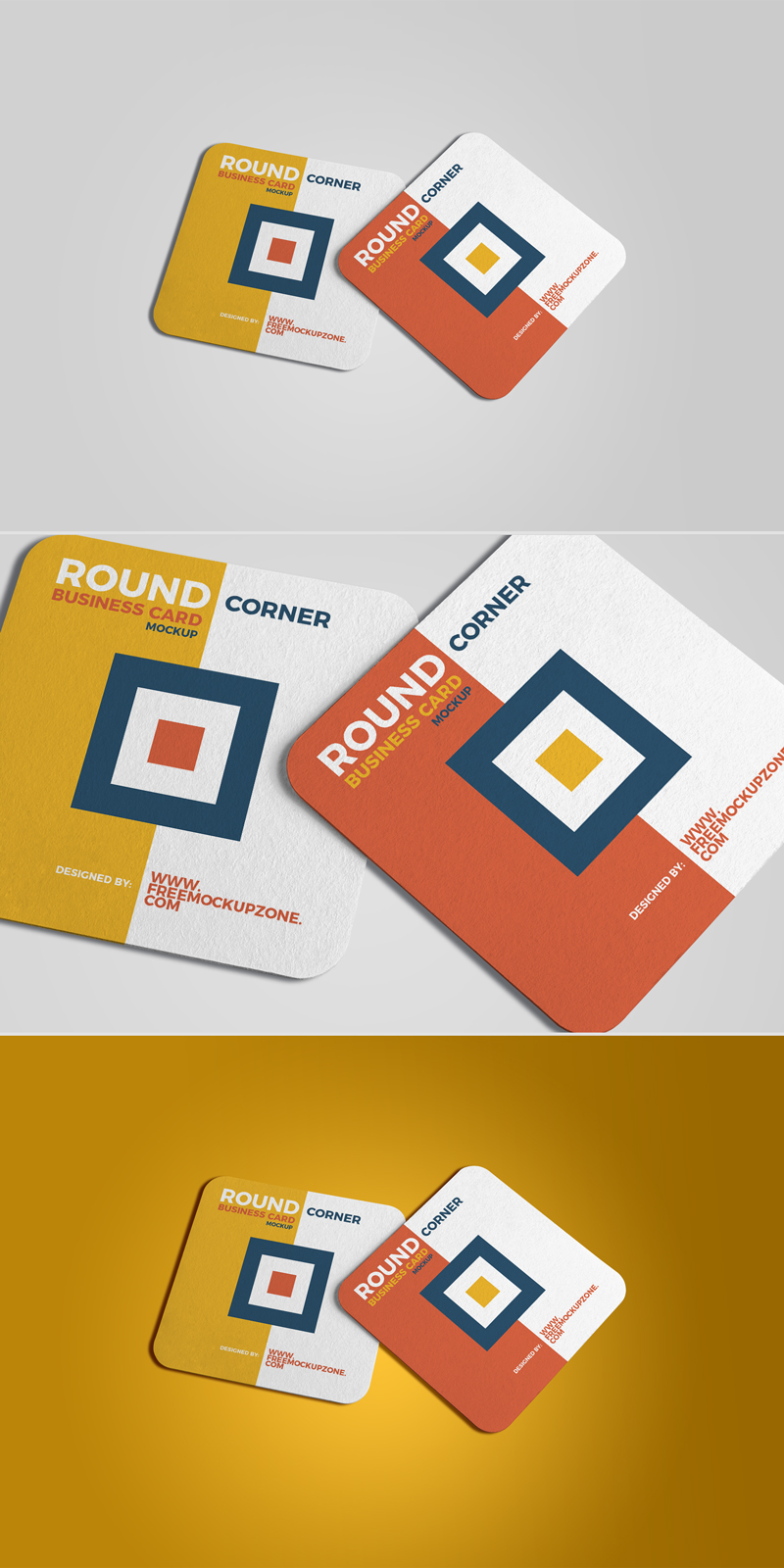 Free-Square-Round-Corner-Business-Card-Mockup-2018
