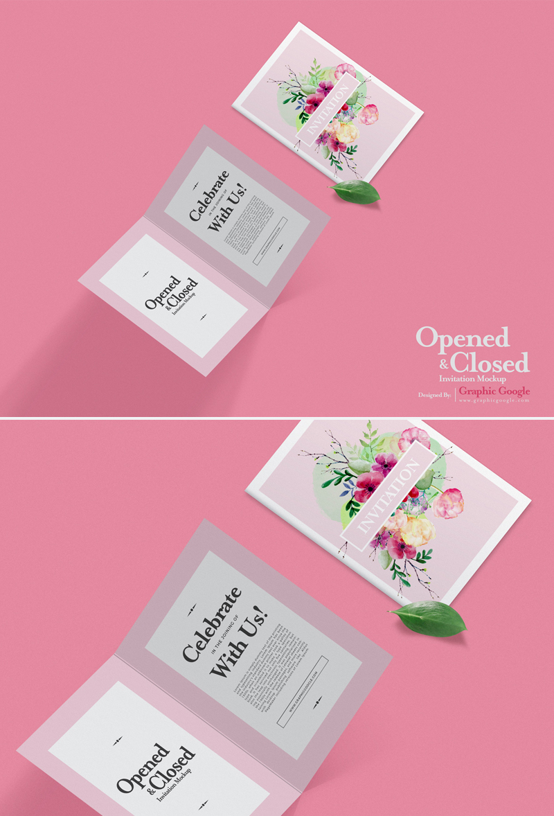 Free-Wedding-&-Greeting-Invitation-Card-Mockup-2018