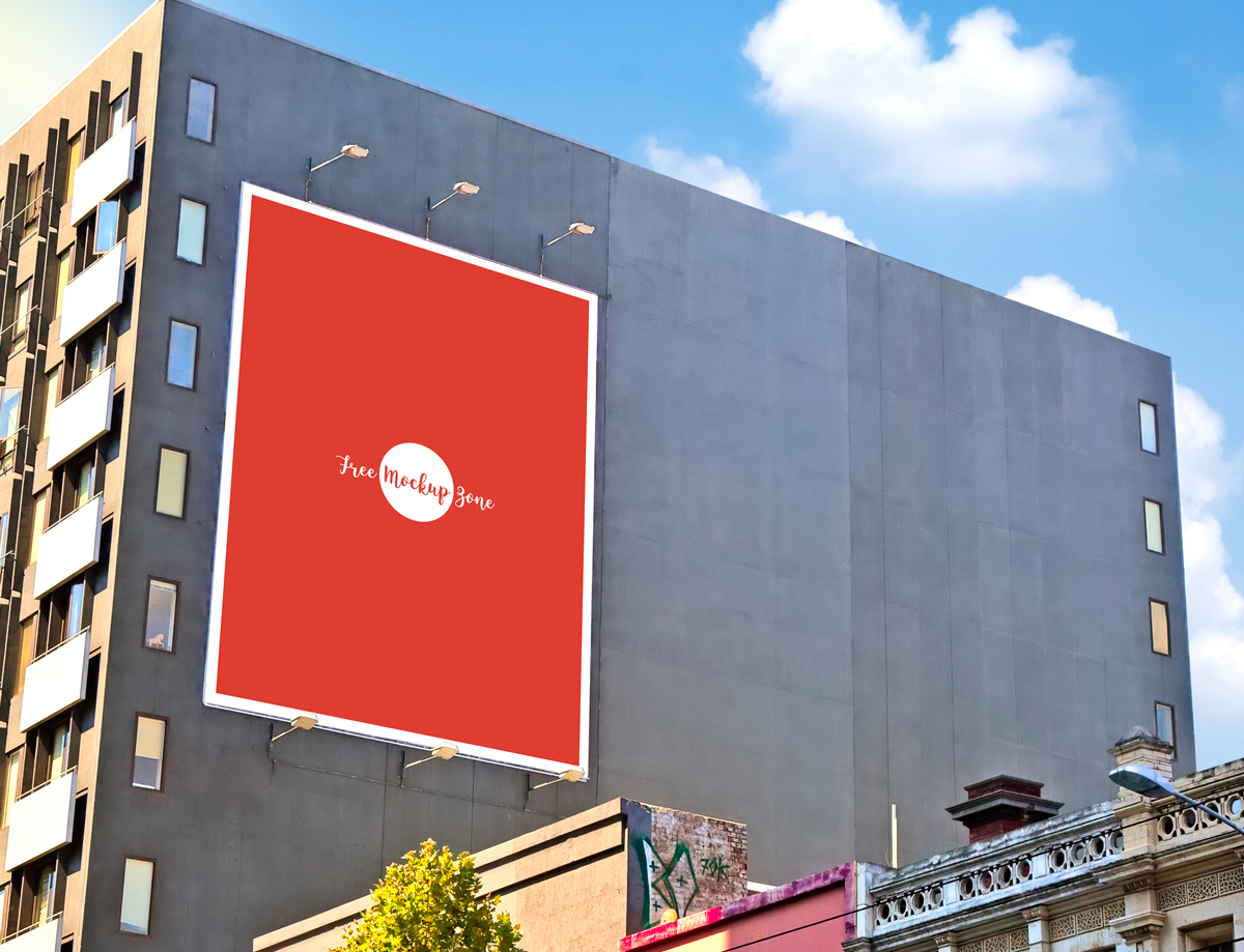 Free-Outdoor-Building-Wall-Advertisement-Billboard-Mockup-PSD