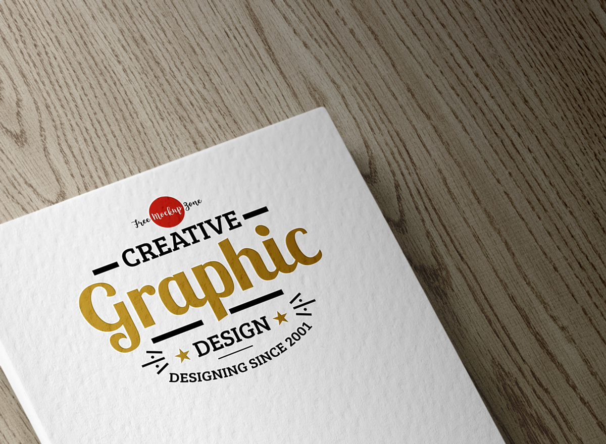 Free-Textured-Logo-Mockup-PSD-For-Presentation-2018