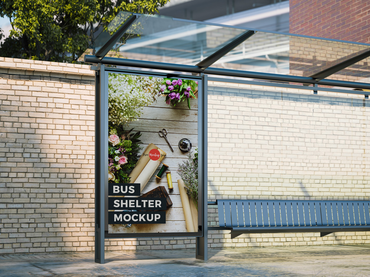 Free-Bus-Shelter-Mockup-For-Outdoor-Advertisement-600