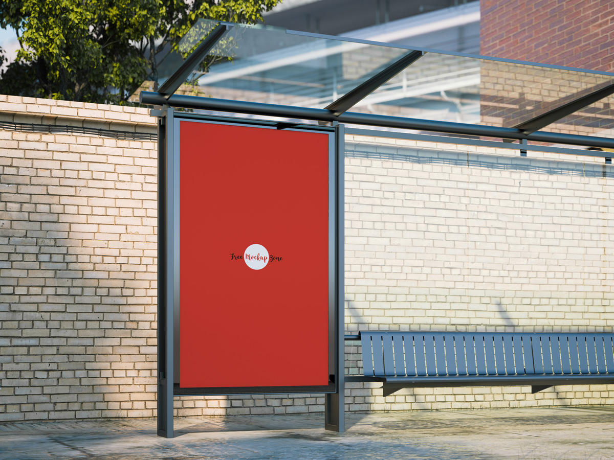 Free-Bus-Shelter-Mockup-For-Outdoor-Advertisement