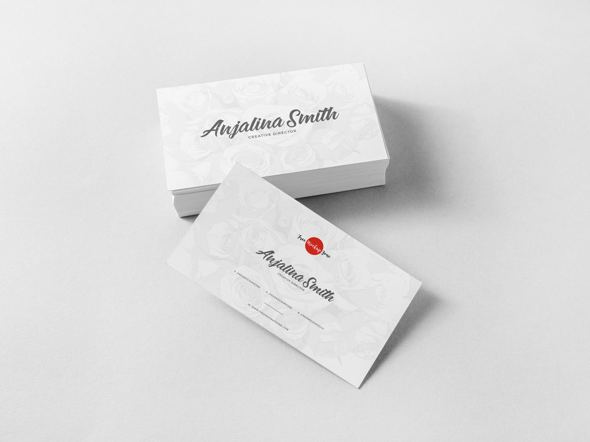Free-Brand-Business-Cards-Mockup-PSD-For-Presentation-600
