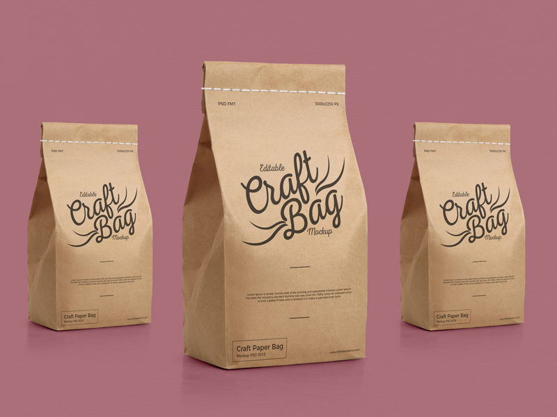 Free-Packaging-Craft-Stitched-Bag-Mockup-PSD