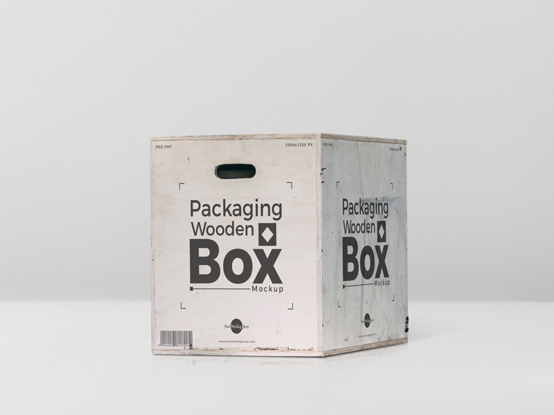 Free-Packaging-Wooden-Box-Mockup-PSD