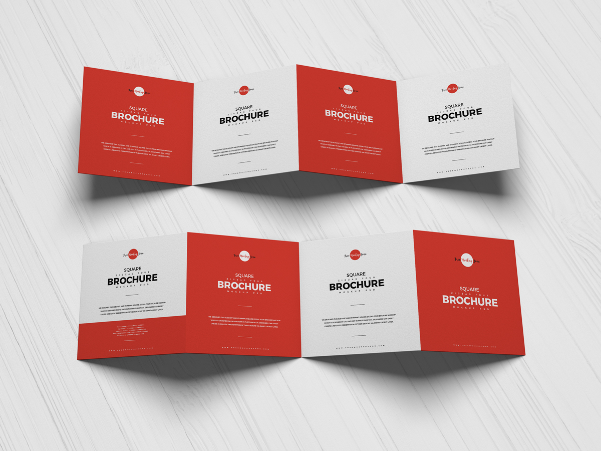 Free-Square-Zigzag-Four-Brochure-Mockup-PSD-2018