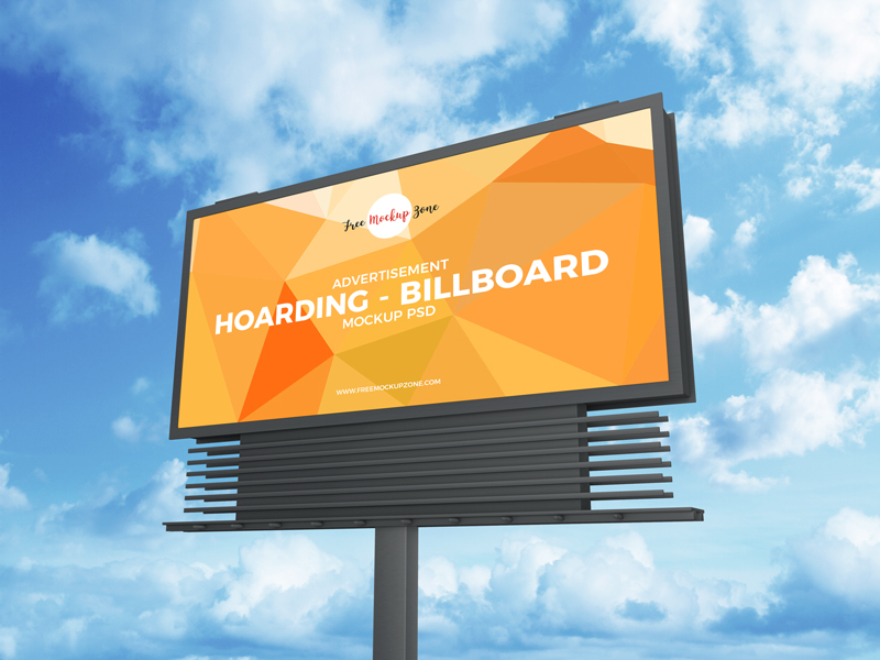 Free-Advertisement-Hoarding-Billboard-Mockup-PSD-2019