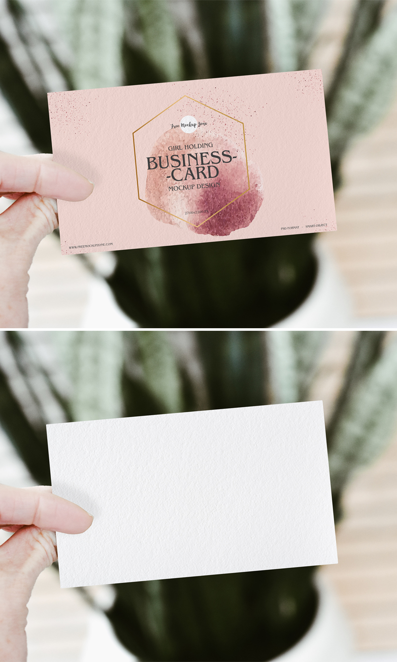 Free-Girl-Holding-PSD-Business-Card-Mockup-Design-2019