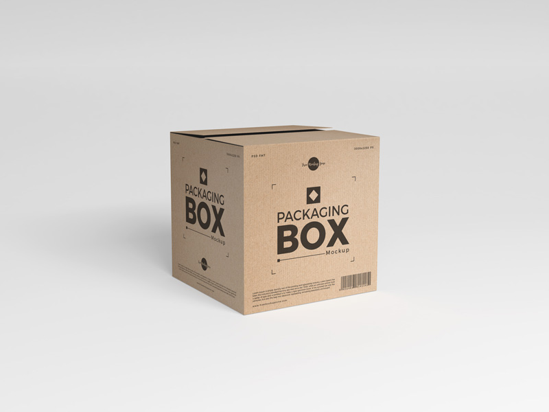 Free-Packaging-Delivery-Box-Mockup