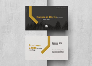 Free-Business-Cards-Placing-on-Concrete-Mockup-300.jpg