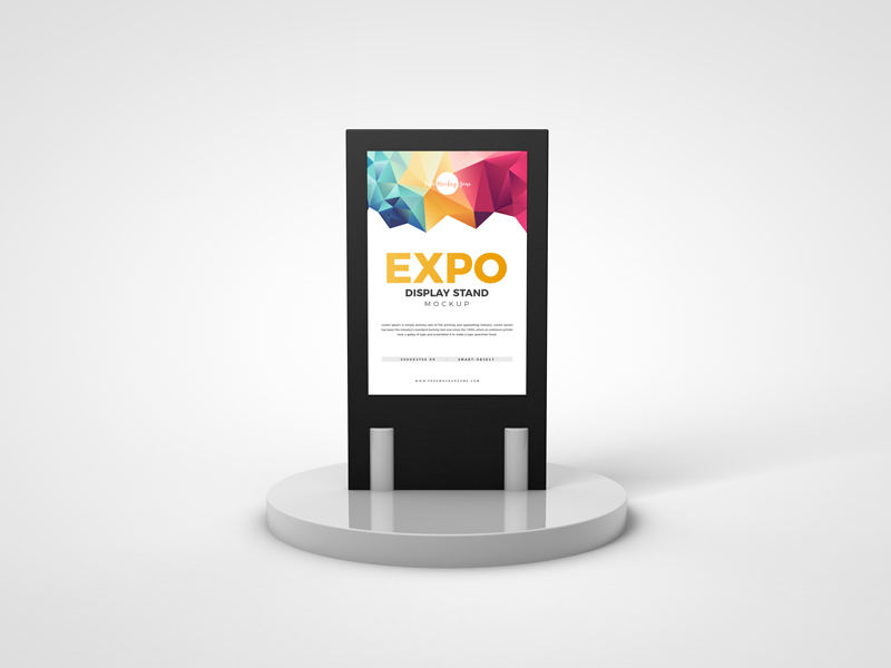 Free-Expo-Display-Stand-Mockup
