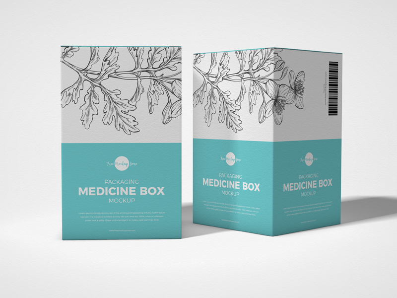 Free-Packaging-Medicine-Box-Mockup-600