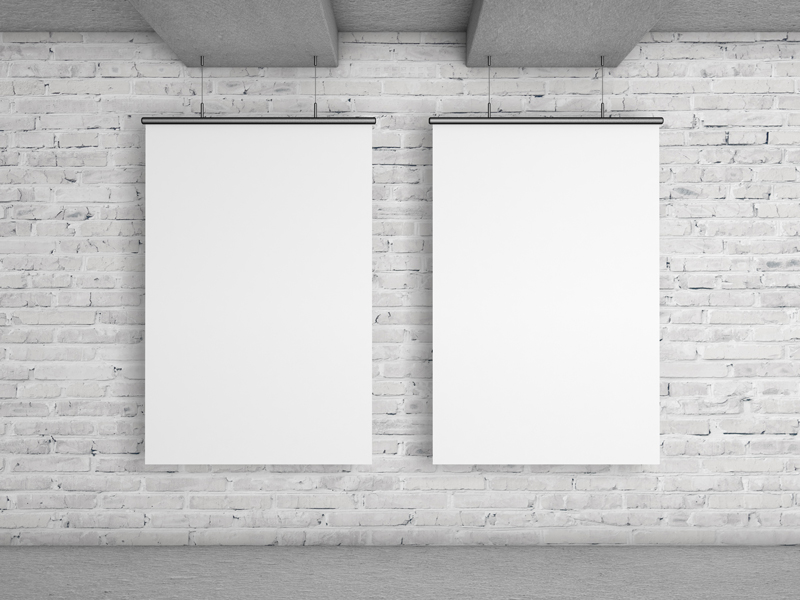 Free-Indoor-Bricks-Wall-Poster-Mockup-600