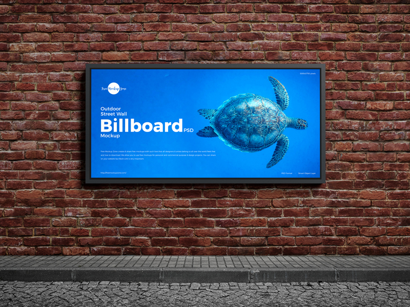 Free-Outdoor-Street-Wall-Billboard-Mockup-PSD