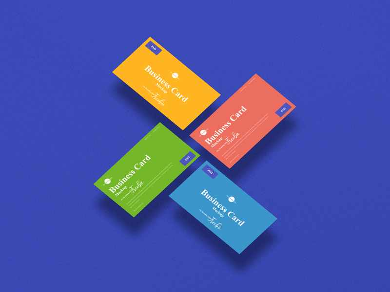 Free-Business-Card-Mockup-PSD-For-Branding-2020