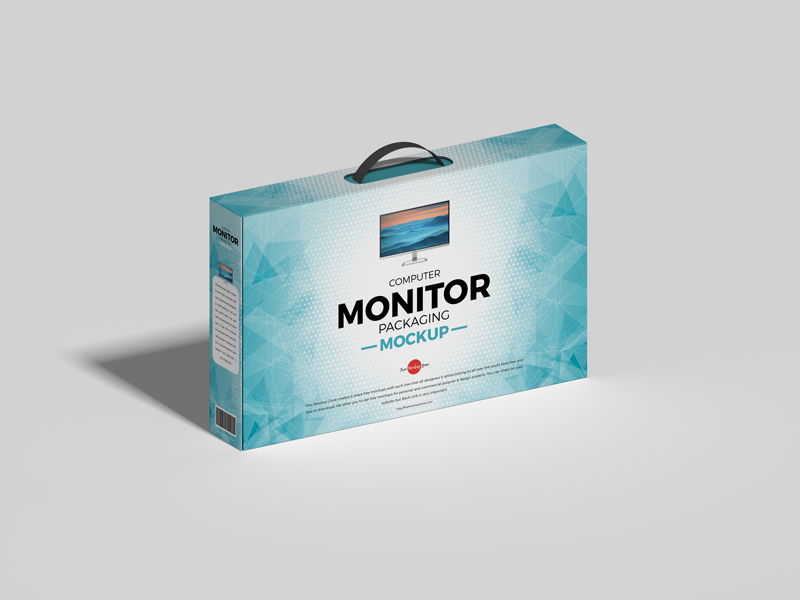 Free-Computer-Monitor-Packaging-Mockup