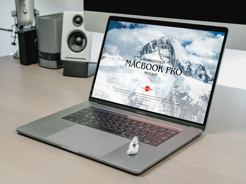 Free-Modern-Workstation-MacBook-Pro-Mockup