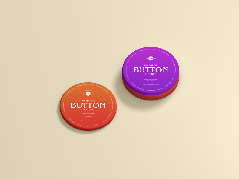 Free-Pin-Badge-Button-Mockup