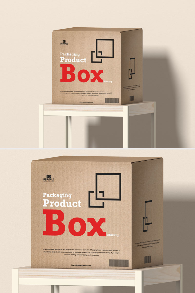 Free-Product-Cargo-Packaging-Mockup