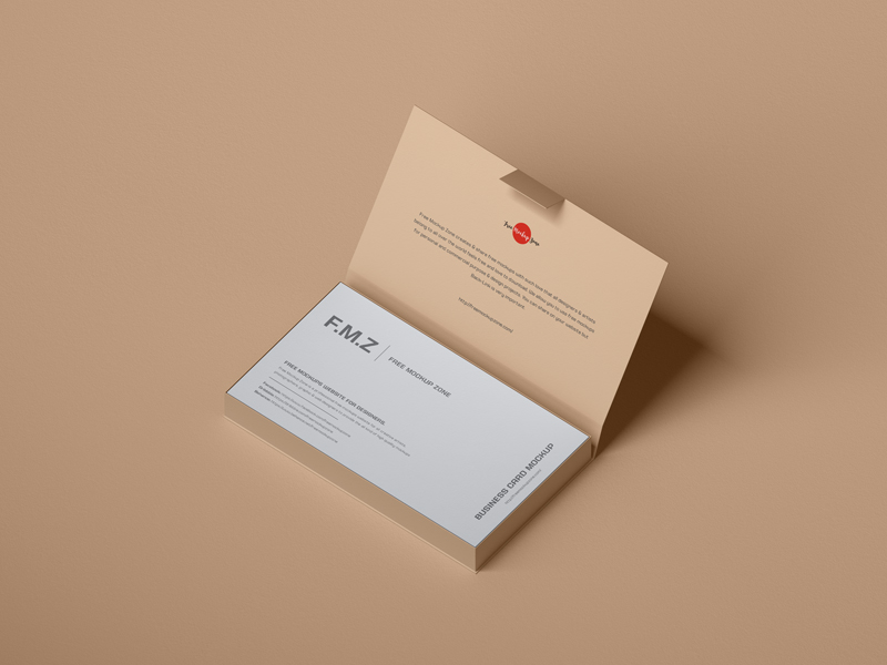 Free-Business-Cards-in-Box-Mockup-600