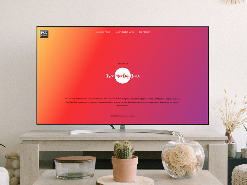 Free-Flat-TV-Screen-Mockup-600