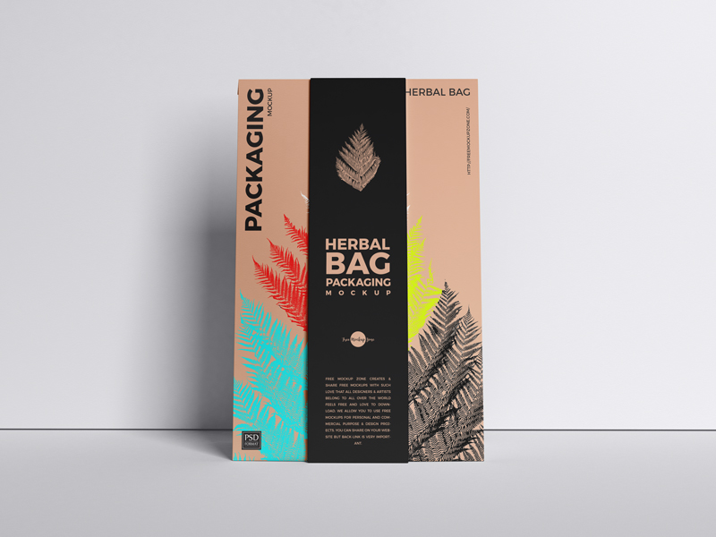 Free-Front-View-Herbal-Bag-Packaging-Mockup-600