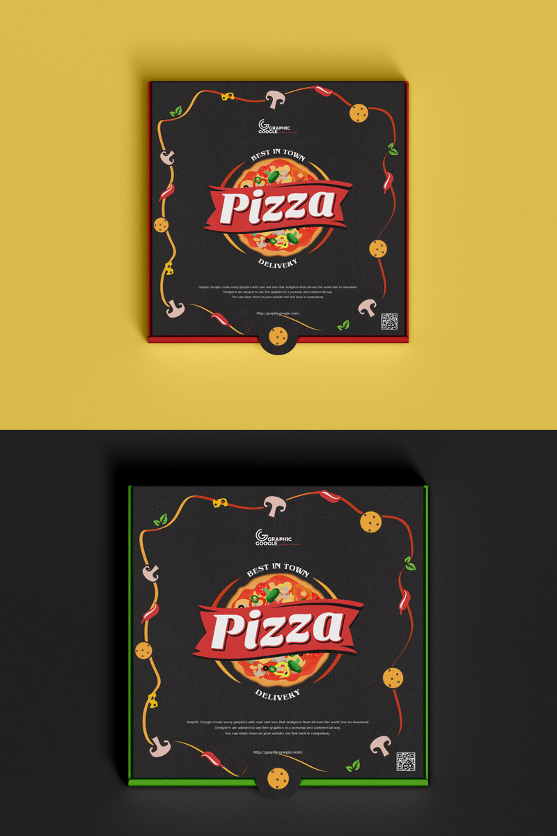 Free-Packaging-Pizza-Box-Mockup-PSD