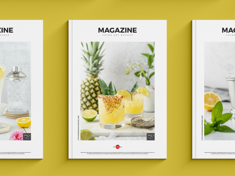 Free-Top-View-Magazine-Cover-Set-Mockup-1