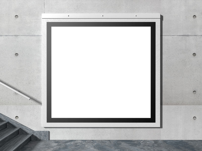 Free-Underground-Hall-Advertising-Billboard-Mockup-600