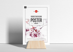 Free-Wooden-Stand-Holding-Poster-Mockup-300.jpg