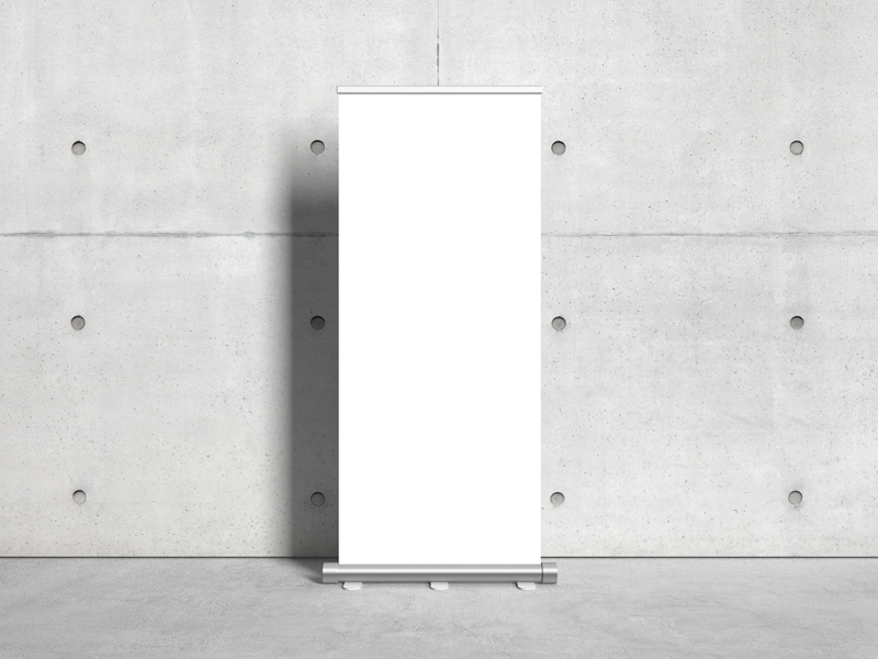 Free-Branding-Standee-Roll-Up-Stand-Mockup-600