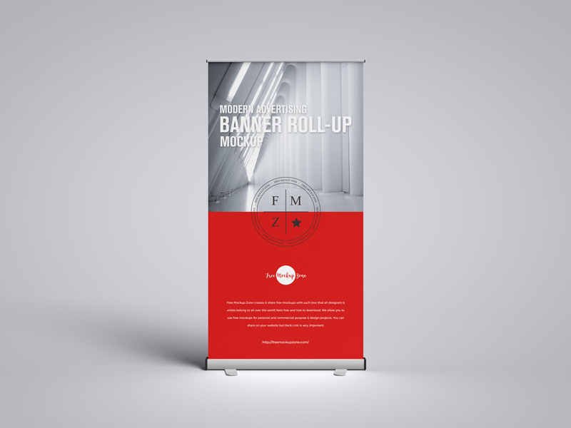 Free-Modern-Advertising-Banner-Roll-up-Mockup-600