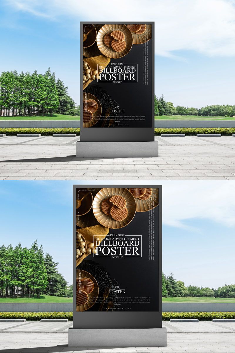 Free-Outdoor-Brand-Advertising-Poster-Mockup