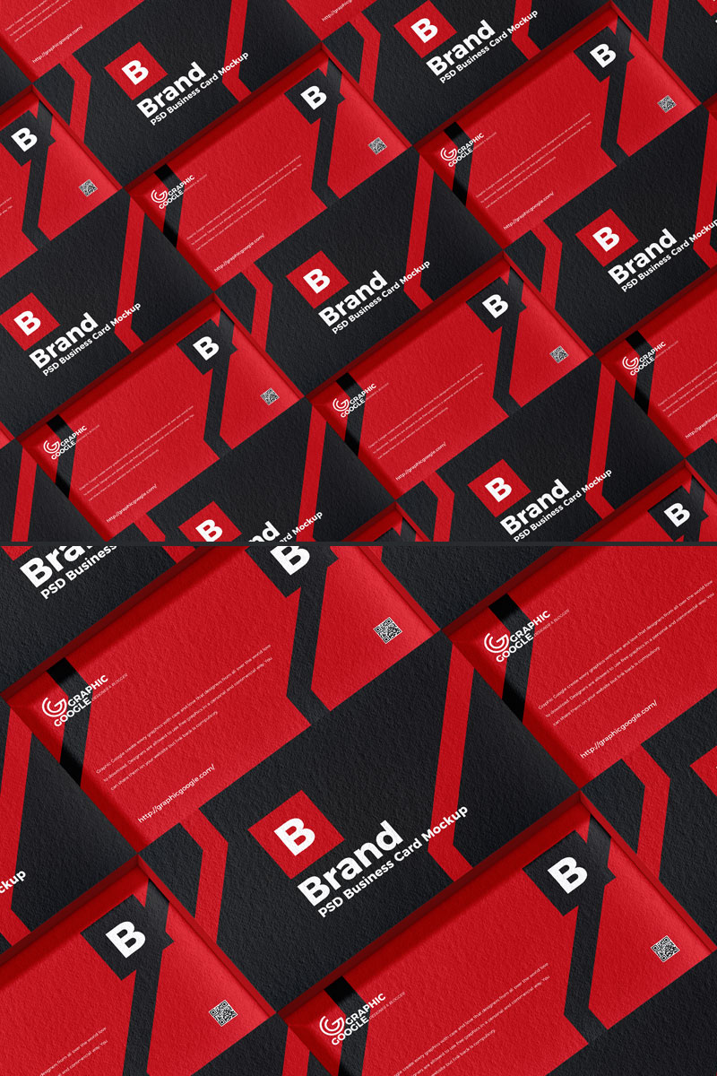 Free-Grid-Textured-Business-Card-Mockup-PSD