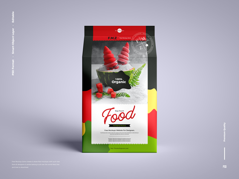 Free-Food-Bag-Pouch-Packaging-Mockup
