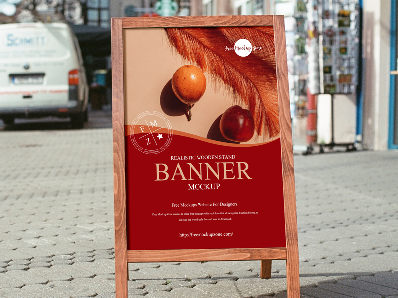Free-Realistic-Wooden-Stand-Banner-Mockup-600