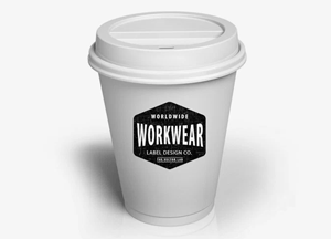 Free Plastic Cup Packaging Mock-up