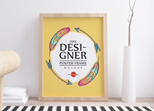 Free-Designer-Poster-Frame-Mockup-PSD-For-Branding-2018.jpg