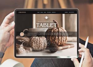 Free-Person-Holding-Digital-Tablet-Mockup-300.jpg